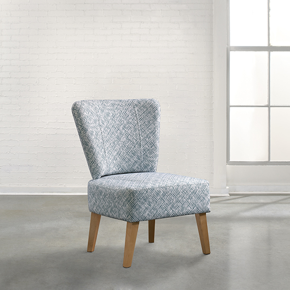 Youu0027re Viewing: Sauder Harvey Park Marley Accent Chair (419543) $159.00