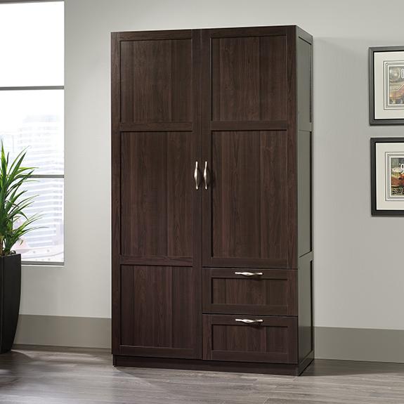 Sauder Select Storage Cabinet 420055 The Furniture Co