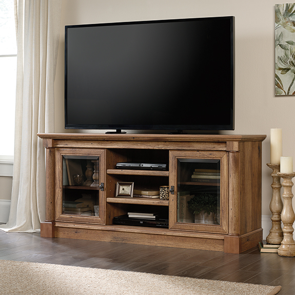 Sauder Palladia Entertainment Credenza 420600 Sauder The