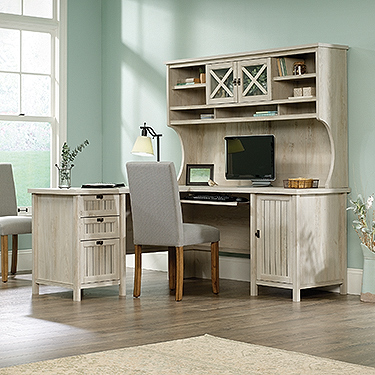 Attrayant Youu0027re Viewing: Sauder (PS1202) L Shaped Desk With Hutch $839.00 $799.99
