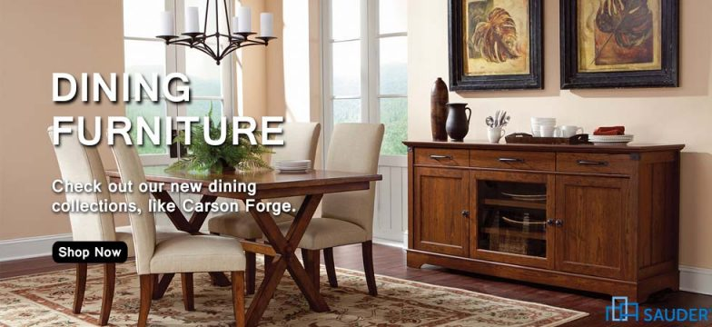 Shop Sauder Dining Room Furniture