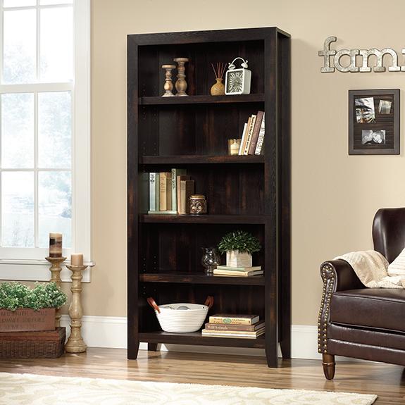 Sauder Dakota Pass 5 Shelf Bookcase 422595 Jacksonville Florida