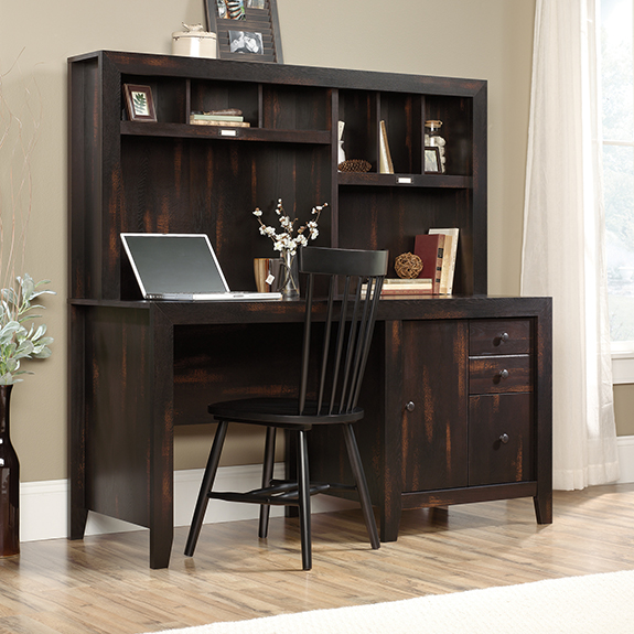 Exceptionnel Youu0027re Viewing: Sauder Dakota Pass Computer Desk With Hutch (422597) $379.00