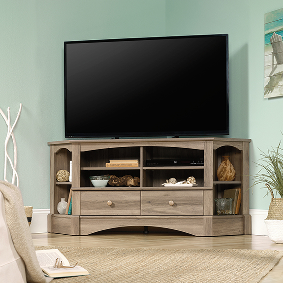 Delicieux Sauder Harbor View Corner TV ...