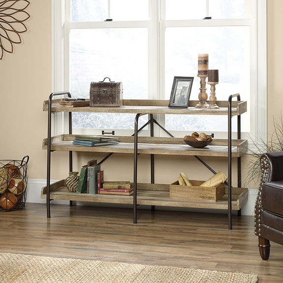Carson Forge Console 422224 Sauder Furniture Outlet Store