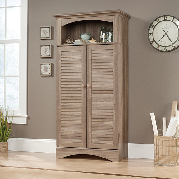 Sauder Furniture Outlet Store Harbor View Storage Cabinet 423660