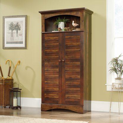 Sauder Furniture Outlet Store Harbor View Storage Cabinet 423661