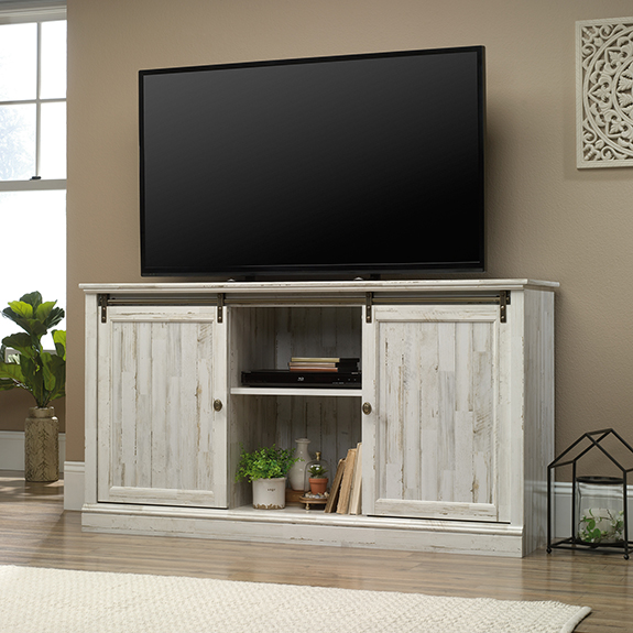 Barrister Lane Tv Stand 423674 Sauder Outlet Store