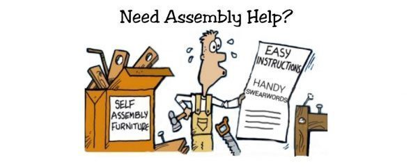 Need Assembly Assistance? Furniture Technicians are currently available.